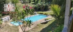 Linda chácara de 2400 metros em Pinhalzinho com piscina, pomar, nascente e linda vista