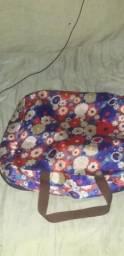 Bolsa bem grande de sacoleira