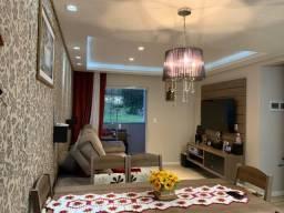 Edifício Colonial I: Lindo apartamento mobiliado 2 quartos sendo 1 suite e dois banheiros