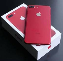 IPhone 7 Plus 128 red (impecável)