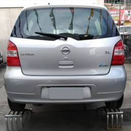 VENDO, TROCO E FINANCIO.... LIVINA SL FLEX AT 1.8 2012 PRATA COMPLETO