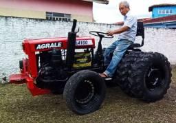 Trator Agrale 4100 Roda Dupla