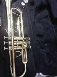 Vendo trompete muito conservado