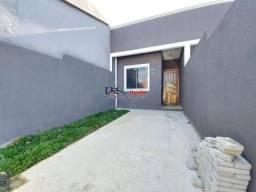 Casa para Venda em Curitiba, Campo de Santana, 2 dormitórios, 1 banheiro, 1 vaga