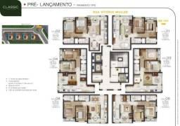 Apartamento à venda com 2 dormitórios em Monte alegre, Camboriú cod:1414