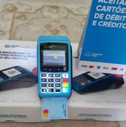Máquina de cartão que imprime