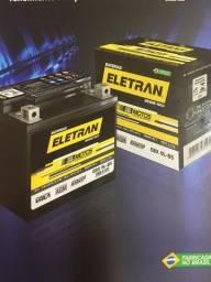 Bateria Eletran 7amp CBX250 Twister CB300 Nova