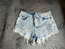 3 shorts jeans 42 entrego