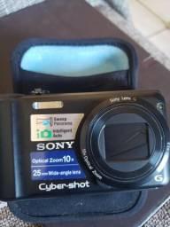 VENDO câmera fotográfica Sony cyber shot 14mp