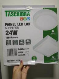 Painel led lux sobrepor 24w - Taschibra