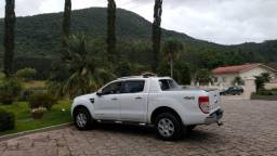 Ranger 2014 3.2TDI Limited 4x4 Ac troca - 2014