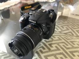 Camera Nikon Dslr D5300 com Kit Lens 18-55mm