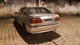 Honda Civic automático 99 - 1999