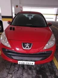 Peugeot ano 2011. 1.4 flex completo - 2011