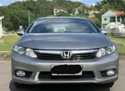 Vendo Honda Civic LXR quitado em dias - 2014