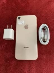 IPhone 8/64 gold com garantia de 90 dias