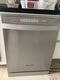 Brastemp máquina lavar prato 12 serviços NOVÍSSIMA