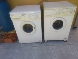 3 maquinas de lavar roupa continental c/ defeito