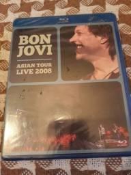 Blu ray show Bon Jovi  Asian tour live.  Lacrado  rock