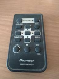 Controle remoto para rádio automotivo pionner