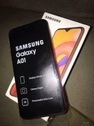 Samsung A01 Novo completo