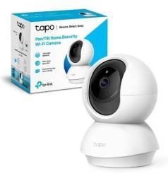 Câmera Wi-fi Panorâmica C200 Tapo Original Tp-link 1080p