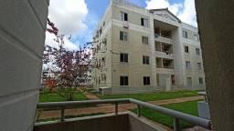 Alugo apartamento no condomínio Lírio/ Bairro Novo. 650,00