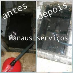 Desentupidora Manaus Melo opção