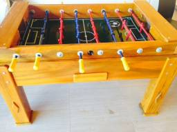Mesa totó profissional caixa dupla