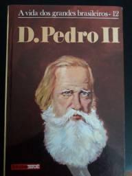 Livro sobre D. PEDRO II