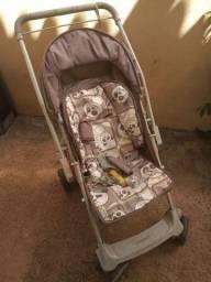 Carrinho  para bebê Galzerano