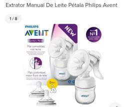 Bomba manual Philips avent Pétala