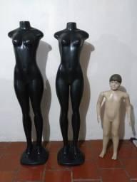 Manequins para lojas