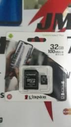 Promoção cartao de memória 32GB