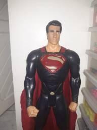 Boneco gigante superman raro em ótimo estado