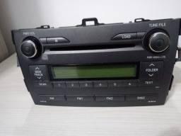 Radio Corolla - 2010 2011 2012...