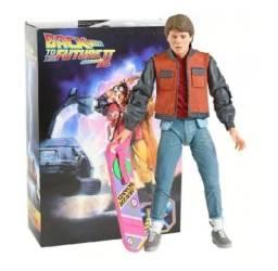 Action Figure Marty Mcfly Ultimate De Volta Para O Futuro 2