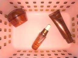 Kit Revitalizante Facial Ruby Rose - Ice bronze