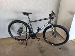 Bike Caloi City Tour Sport 2020 27v freio hidráulico Tam L