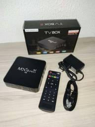 Tv Box Mxq 4k, 8gb ram, 64gb memoria