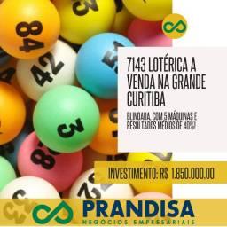 7143 Lotérica na região da Grande Curitiba
