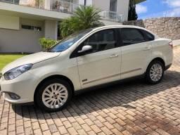 Fiat Grand Siena Essence Sublime 1.6 Dualogic - Completo!!!