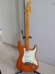 Guitarra Condor GX40A corpo Ash braço Maple cap Fender Custom Shop Texas Special USA Orig