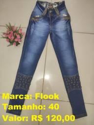 Calça Jeans Feminina Super Lindas