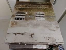 Higienização técnica de ar condicionado