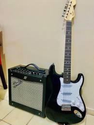 Guitarra e Amplificador
