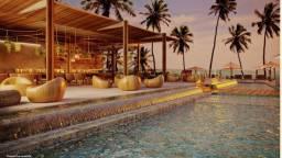 Título do anúncio: Seu flat a beira mar em muro alto lançamento cais eco residencia 2 QUARTOS piscinas natura