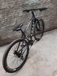 Bicicleta aro 29 alumínio (câmbio shimano)