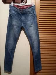 Calça jeans masculina Blue Steel