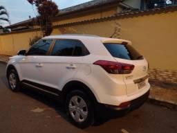Hyundai Creta Action 1.6 Automático. 21/21  Novíssimo apenas 600km rodados